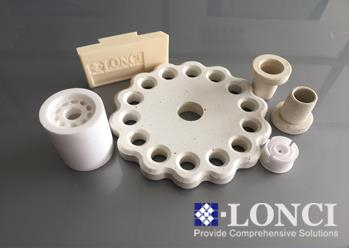 High Temperature Resistance Mullite Ceramics